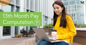 how to compute 13th month pay l Moneymax