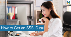 how to get an SSS ID l Moneymax