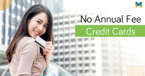 credit cards with no annual fee l Moneymax