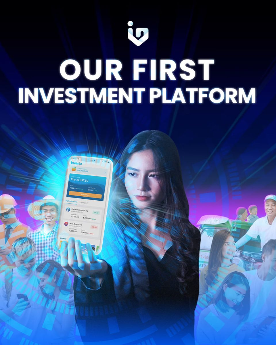 where can i invest my 1000 pesos - Investa